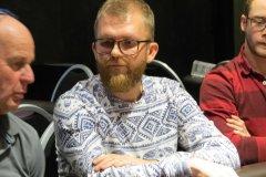Nordic Poker Festival - 500 NLH - Tag 1B - 24-11-2018
