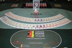 German Poker Tour Hamburg - Tag 1 - 22-03-2013