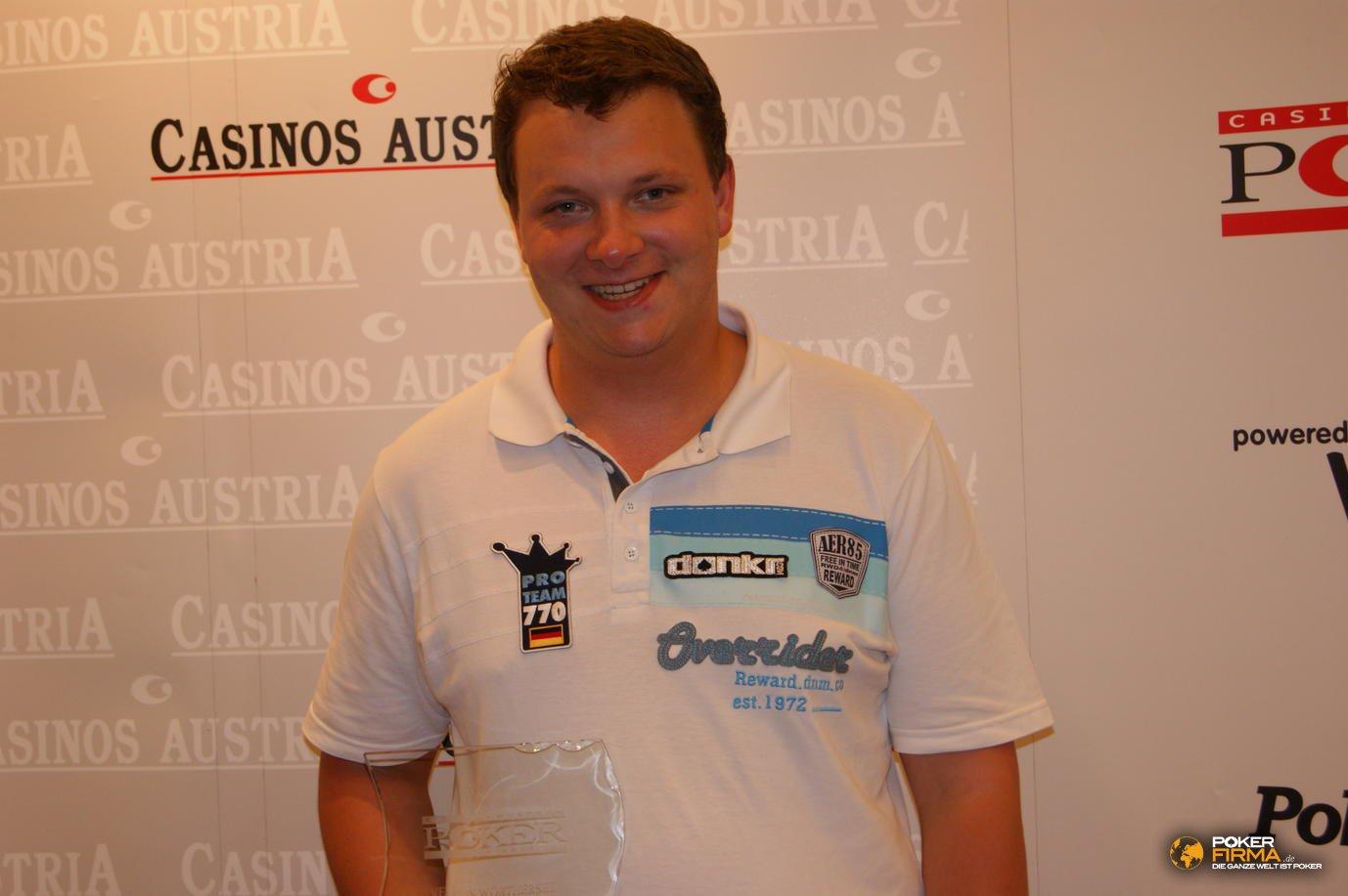 Sieger Julian Herold