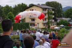 CAPT Velden Fallschirmsprung