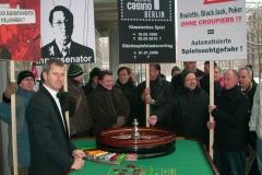 Casino Berlin Demo Dezember 2010