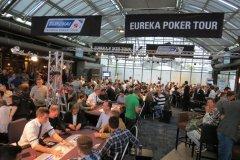 Eureka Poker Tour Hamburg - Satellite - 22-05-2015