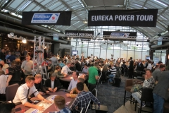 Eureka Poker Tour Hamburg - Satellite - 22-05-2015