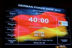 German Poker Tour 2012 Berlin - Tag 1A - 07-06-2012