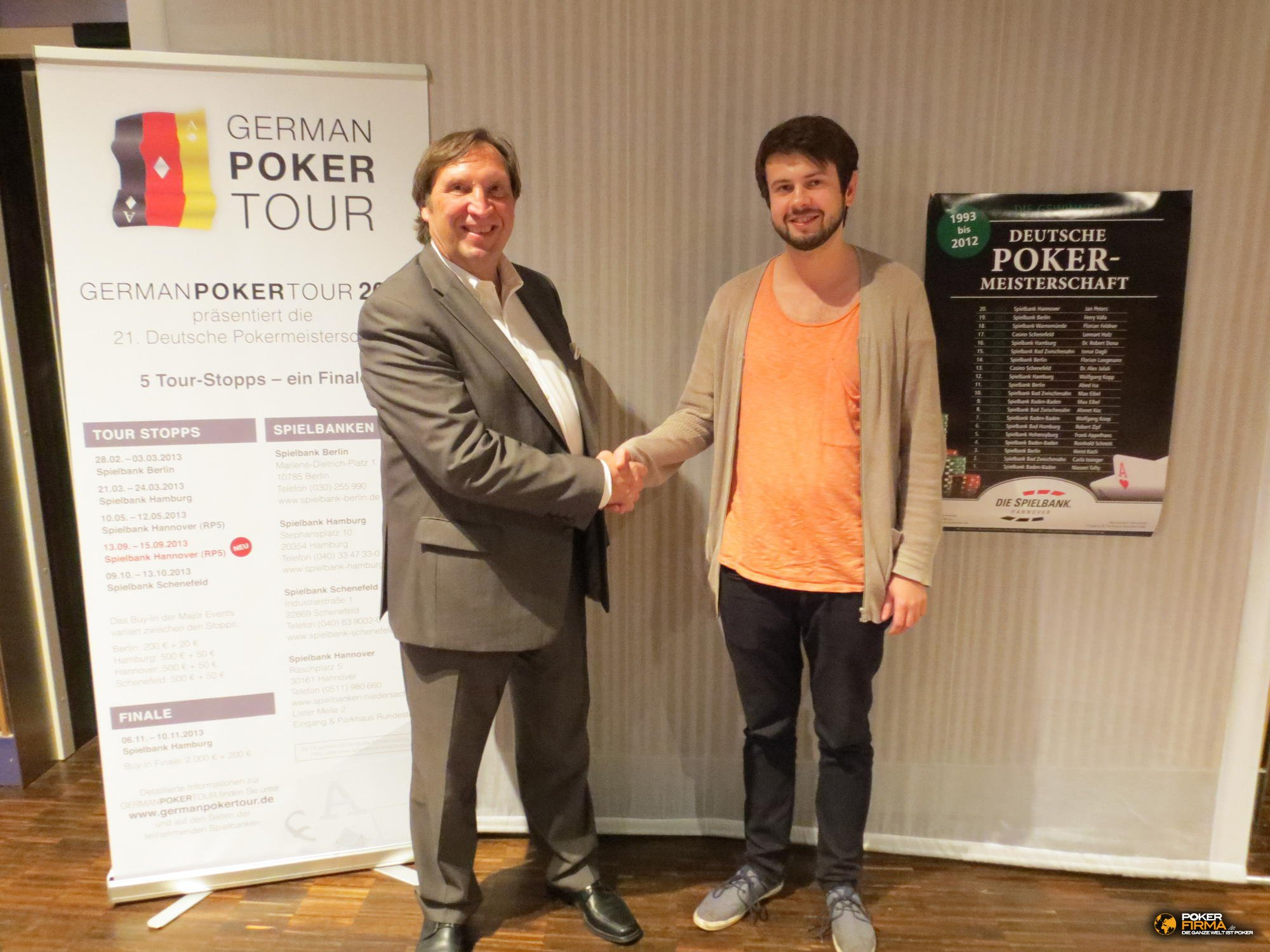 German Poker Days Hannover
