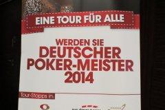 German Poker Tour Hannover - Tag 1 - 16-05-2014