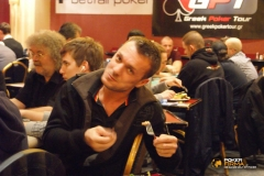 Greek Poker Tour - Starttag 11-02-2011