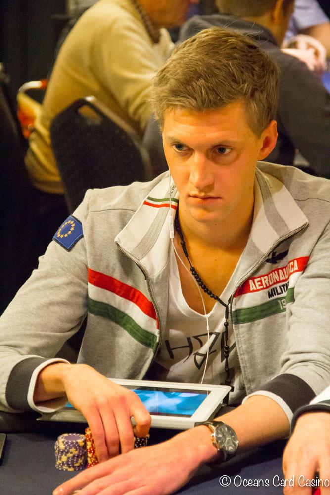 oceans card casino
