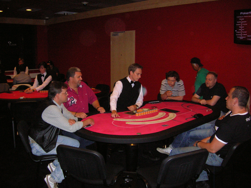 Pokerfloor
