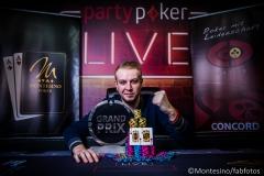 partypoker Grand Prix Austria - Finale - 09-10-2017
