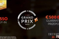 partypoker Grand Prix Gala - Tag 2 - 30-12-2018