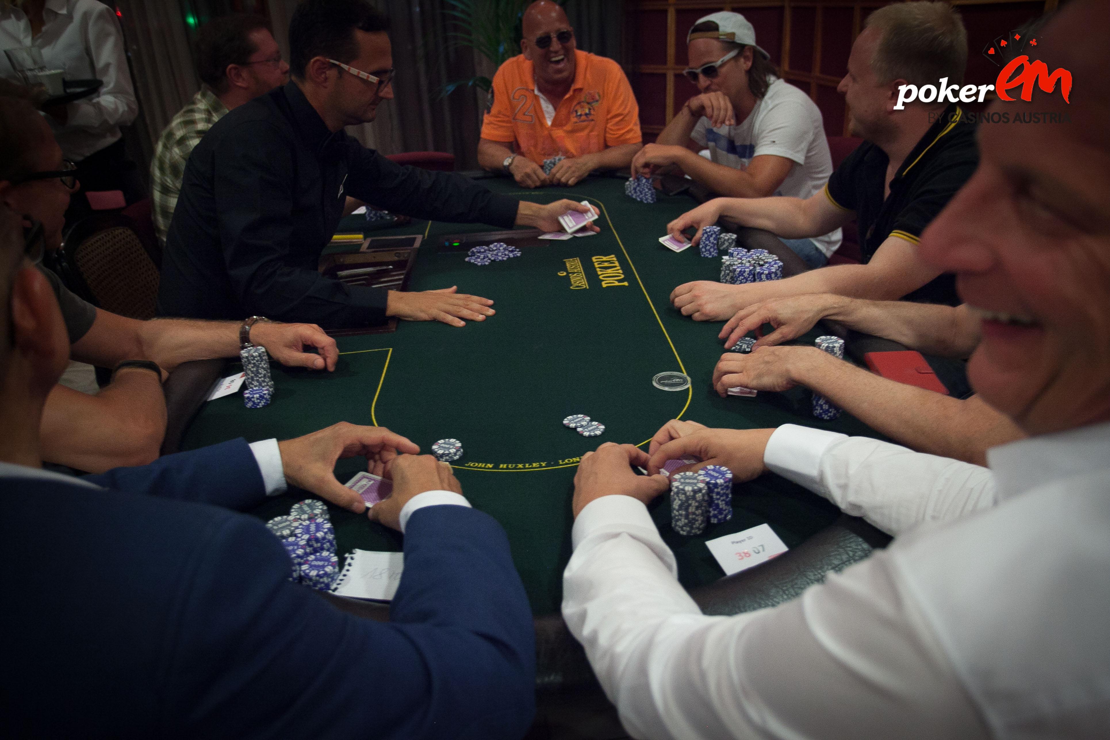 Nlh fo poker