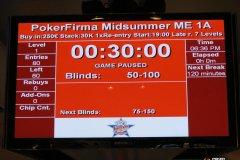 Pokerfirma Midsummer Festival - Main Event 1A - 27-06-2013
