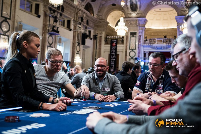 EPT 10 Vienna 2014 Live Poker -- Main Event, Final Table