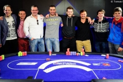 PokerStars Eureka Vienna Main Event Finale 23-03-2014
