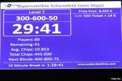 SgV Super Satellite - 03-03-2016