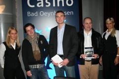Westspiel Poker Tour Bad Oeynhausen - 10-11-2010