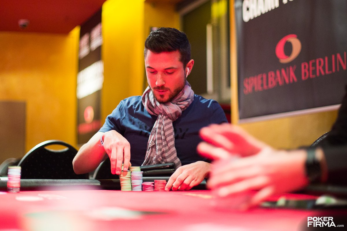 Live poker tournaments london 2018