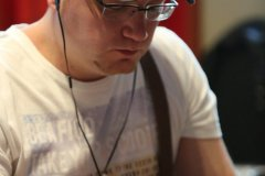 WPT Warm-up Tag 2 - 08-03-2015