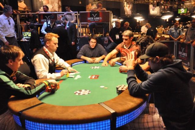 World Series of Poker 2010 – Event #8: Kein Bracelet für