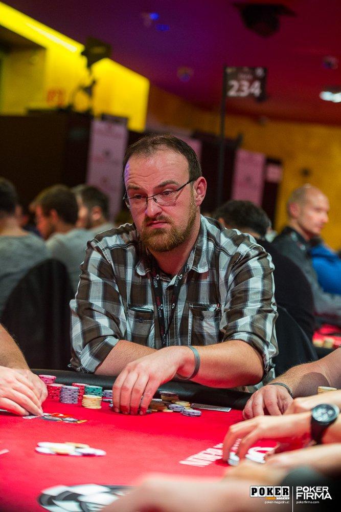 2016 WSOP Circuit Berlin Event 8 Day 1a