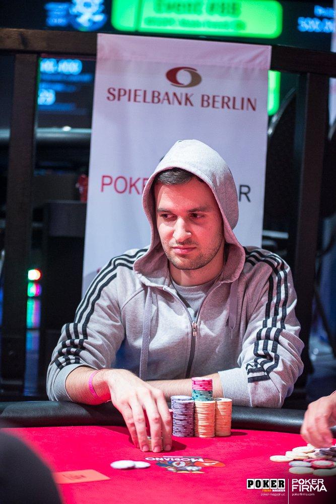 2016 WSOP Circuit Berlin Event 8 Day 1b