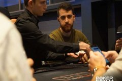 WSOPE 10k Main Event - Tag 2 - 29-10-2018