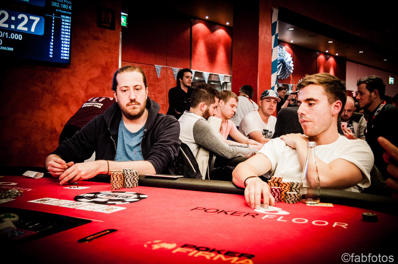 1 gegen 1 poker