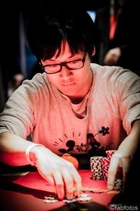 David Dong Ming Yan WSOPE Berlin 2015-10